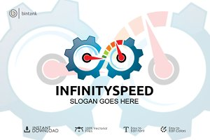Infinity Speed Logo