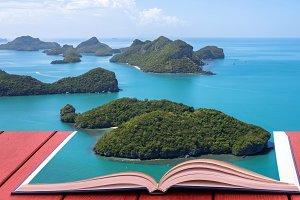 Open book image Ang Thong