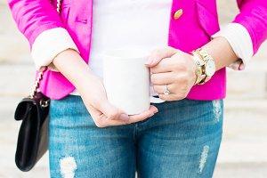 Fashion & Customized Coffee Mug