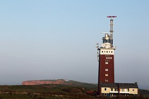 Lighthouse of Helgoland