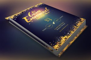 Emmanuel Christmas Flyer Template