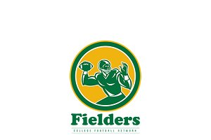 Fielders College Football Network Lo