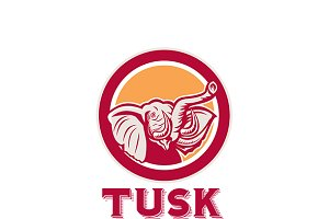 Tusk Sanctuary Logo