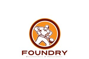 Foundry Metal Works Logo