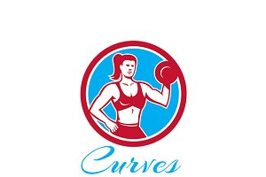 Womans Gym Curves