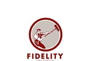 Fidelity Audio Production Logo