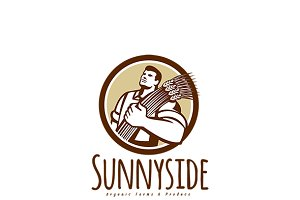Sunnyside Organic Farms Logo