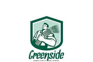Greenside Organic Grain and Wheat Fa