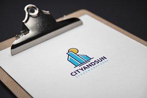 City Sun Logo