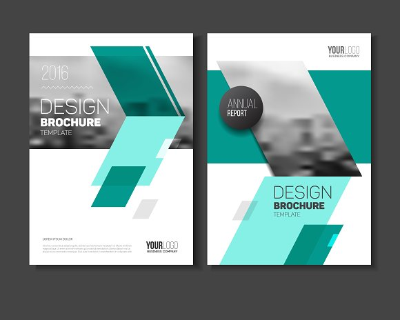 Brochure template brochure templates creative market for Product brochure template word