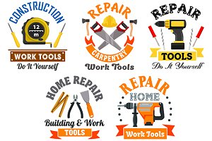 Working toolы and equipment