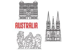 Australian travel landmarks