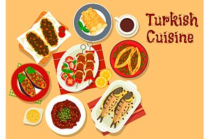 Turkish cuisine national dishes