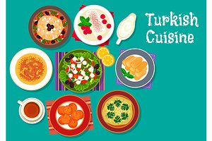 Turkish national cuisine