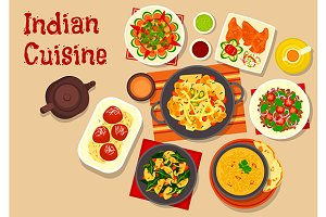 Indian cuisine vegetarian dishes