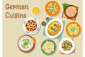 German cuisine bavarian dishes