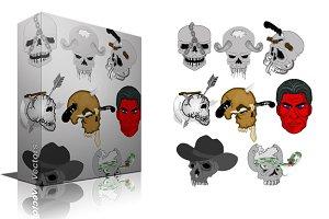 Skulls Pack
