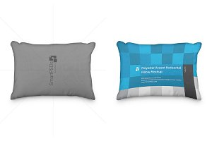 Polyester Accent Pillow Cover Design