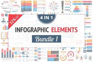 Infographic Elements Bundle 1