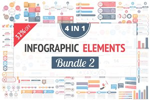 Infographic Elements Bundle 2