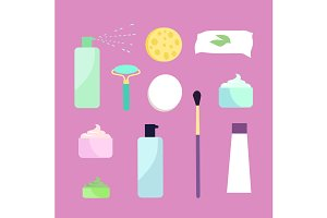 Elements for Girls Face Wash