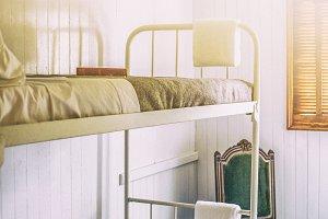 Vintage bunkbeds