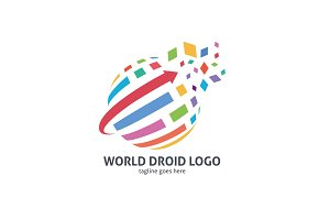 World Droid Logo
