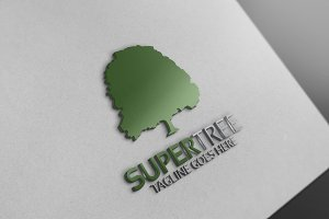 Super Tree Logo