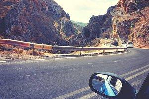 Cretan road