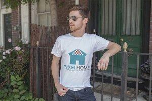 Pixel Home Logo