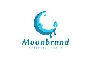 Lunar Candle Logo