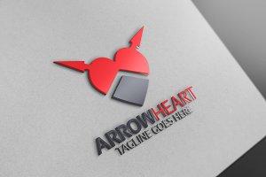 Arrow Heart Logo