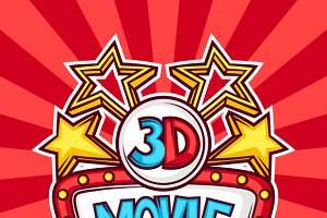 3d movie backgrounds.