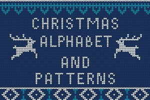 Knitted Alphabet and Patterns