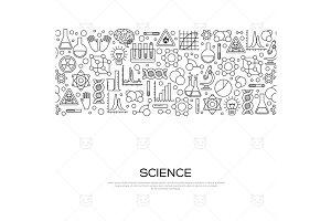 Science border
