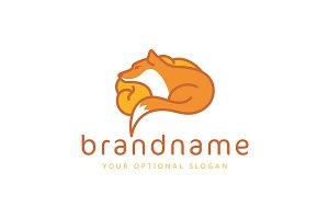 Fox Brain Logo