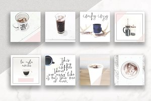 Coffee Social Pack- -60% OFF!