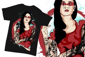 Lady Tattooed 5