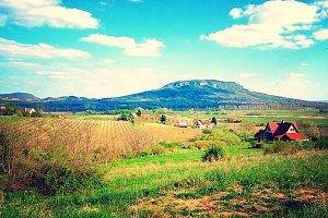 Hungarian mountains