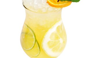 Delicious citrus lemonade