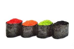 Sushi Gunkan Maki set