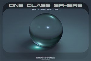 One Glass Sphere