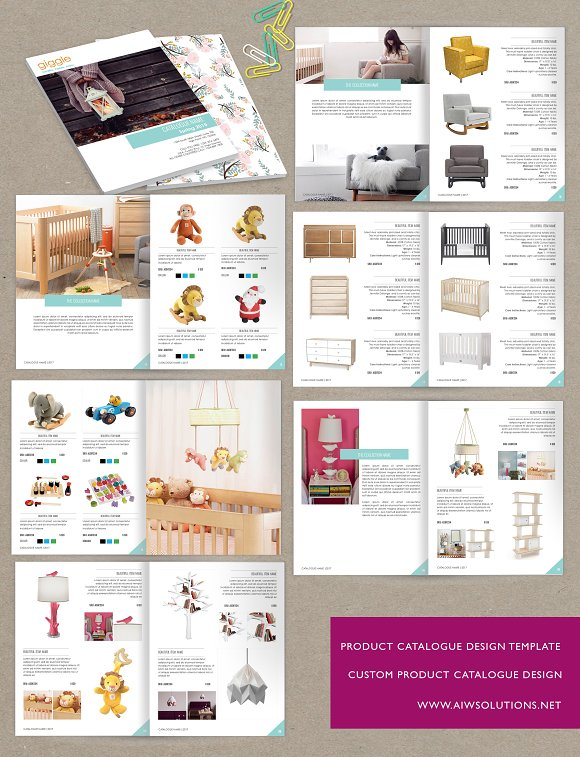 Product Catalogue Templates Pasoevolistco - Product brochure templates