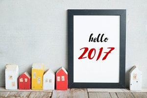 word hello 2017