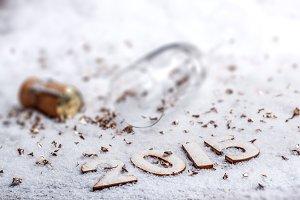 New 2015 year