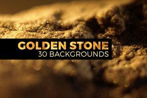 Golden sandstone landscapes