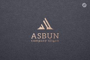 Asbun - Letter A Logo Template