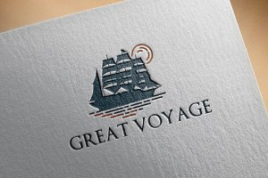 Great Voyage Sailing Ship Vessel