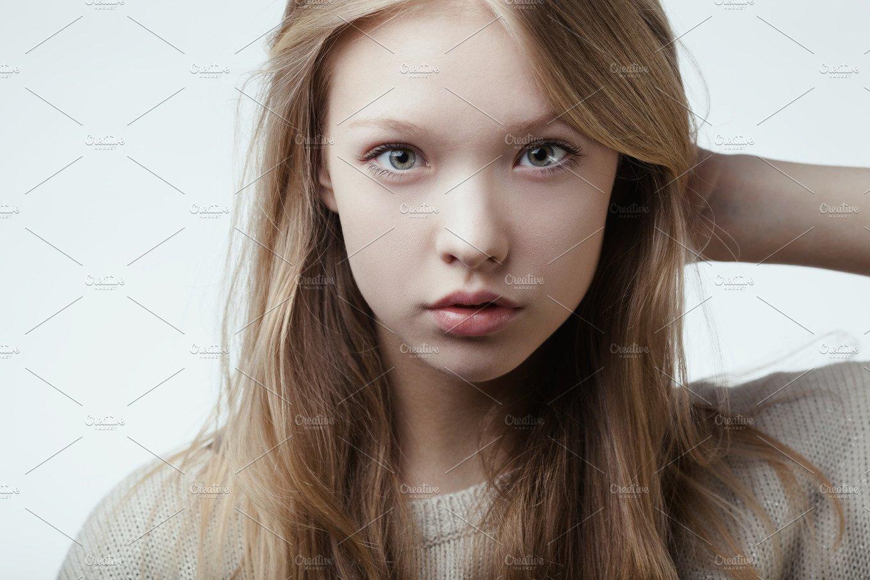 beautiful teen girl portrait | High-Quality Beauty ... on Beautiful Teen  id=54217