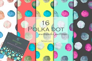 Polka dot patterns